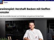 Aldi Süd Gewinnspiel Steffen Henssler Küchenhelfer gewinnen
