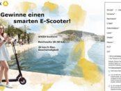 E-Scooter Gewinnspiel Commerzbank