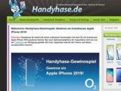 Handyhase Gewinnspiel neustes Apple iPhone gewinnen