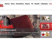 Kino News Gewinnspiel Maxwell Scott Produkte
