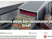 Koch Mit Gewinnspiel Graef Dörrautomat