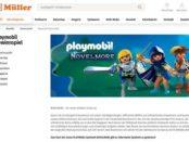 Müller Gewinnspiel Playmobil Novelmore Spielsets