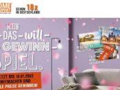 Malediven Reise Gewinnspiel Home Company Urlaube und Möbel gewinnen
