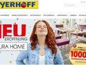 Meyerhoff Gewinnspiel 1.000 Euro Möbelgutschein