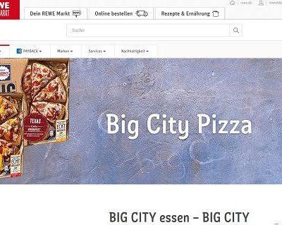 Reise Gewinnspiele - Rewe und Wagner Pizza 2 Reisegutscheine