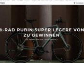 Reisen Exclusiv Gewinnspiel Diamant Trekking-Rad Super Legere