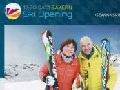 Sat1 Bayern Gewinnspiel Ski Openening Ski-Wochenendreise