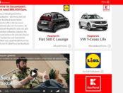 Sparkasse Auto-Gewinnspiel Lidl und Kaufland