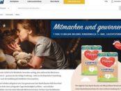 real und milupa Gewinnspiel Milumil Kindermilch und Leuchtsterne