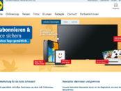 Lidl Gewinnspiel 4K Fernseher und viele andere Technikpreise