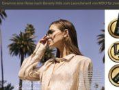 MDO Beverly Hills Reise Gewinnspiel