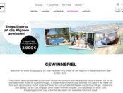 Portugal Urlaub Gewinnspiel Designer Outlet Soltau
