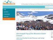 Schneehöhen Gewinnspiel Ischgl Wintersport Kurzreise