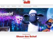 mydalli Gewinnspiel Shaun das Schaf Bauernhof Urlaube gewinnen