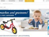 real Aptamil Gewinnspiel 5 Puky Laufräder gewinnen