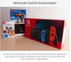 1x Nintendo Switch-Bundle mit Netzwelt gewinnen!