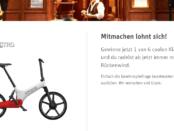 1 von 6 Kompakt-E-Bikes