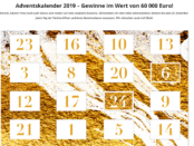Adventskalender 2019 - My Magic Moments