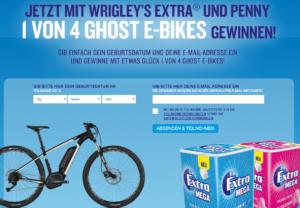 Fahrrad Gewinnspiel: 1 von 4 Ghost E-Bikes gewinnen!