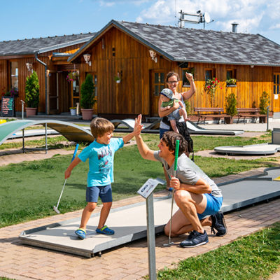 Viba Gewinnspiel: Wochenendurlaub für die Familie zu gewinnen