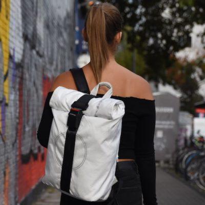 9monate.de Gewinnspiel: Upcycling-Rucksack von Airpaq zu gewinnen