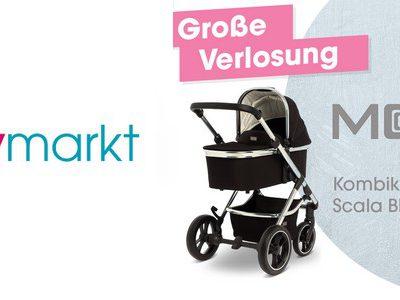 babymarkt Gewinnspiel: Jetzt Kinderwagen gewinnen