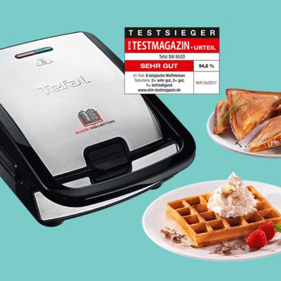 Ich liebe Käse.de Gewinnspiel: Multi-Toaster zu gewinnen