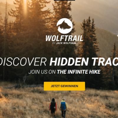 Jack Wolfskin Gewinnspiel: Trekkingreise zu gewinnen
