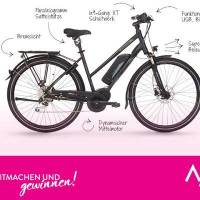 Adler Gewinnspiel: Sichert euch jetzt euer persönliches E-Bike
