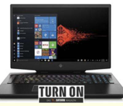 SATURN Gewinnspiel: Gaming-Laptop zu gewinnen
