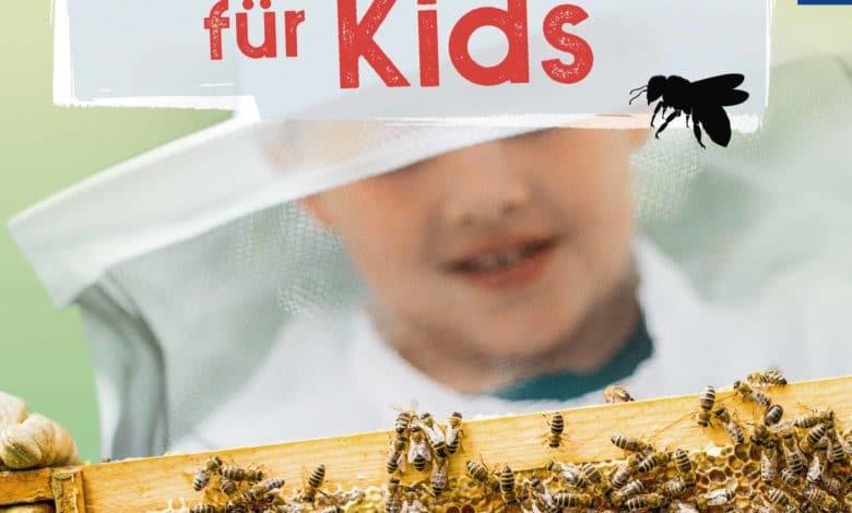 """Cityguide Rhein-Neckar Gewinnspiel: Sichert euch jetzt """"Das Imkerbuch für Kids"""""""