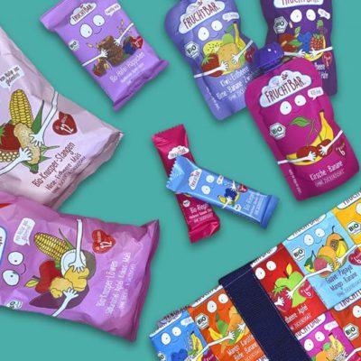 Berlin mit Kind Gewinnspiel: FruchtBar-Pakete zu gewinnen