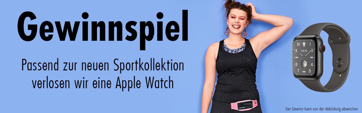 Ulla Popken Gewinnspiel: Apple Watch zu gewinnen
