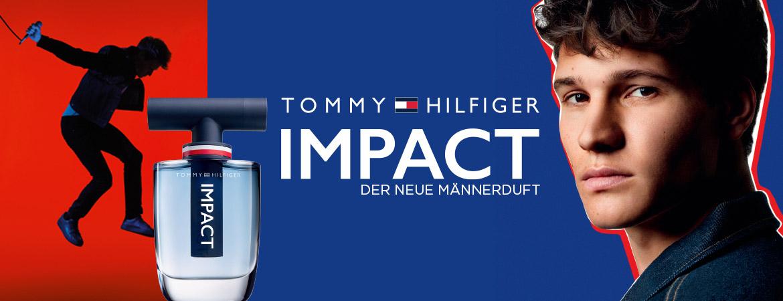 """Müller Gewinnspiel: 3x Herrenduft """"IMPACT"""" von Tommy Hilfiger zu gewinnen"""