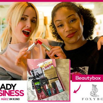 Jolie Gewinnspiel: 5 Beauty-Foxyboxen zu gewinnen