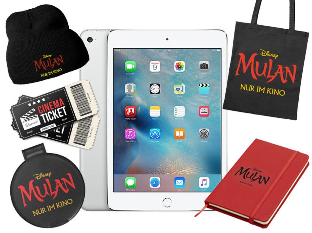 Freundin Gewinnspiel: Apple iPad Mini zu gewinnen