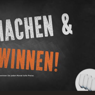 KRUPS Gewinnspiel: ein Standmixer und 4er Set Villeroy & Boch-Gläser zu gewinnen