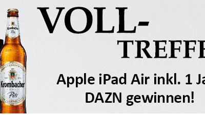 gafako-gewinnspiel-iPad Air und DAZN Sport-Streaming Jahresabo