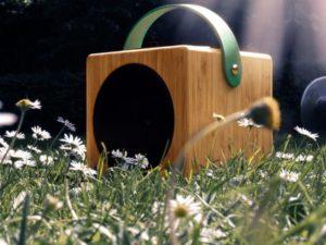 Berlin mit Kind Gewinnspiel: Badoo Musikbox zu gewinnen