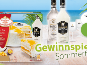 Coppenrath & Wiese Gewinnspiel: 15 Sommerpakete mit Batida de Coco zu gewinnen