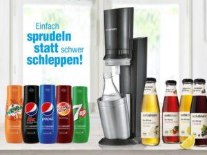 FREUNDIN Gewinnspiel: SodaStream im Wert von über 250 Euro zu gewinnen
