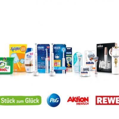FÜR SIE Gewinnspiel: Stück zum Glück Produktpakete im Wert von ca. 560 Euro zu gewinnen