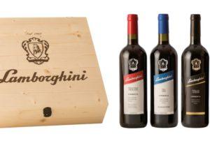 GQ Gewinnspiel: Lamborghini Holzbox mit 4 edlen Rotweinen zu gewinnen