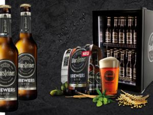 Grazia Gewinnspiel: Warsteiner Kühlschrank mit Brewers Gold gefüllt zu gewinnen