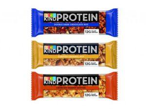 Idee für mich Gewinnspiel: eine Monatsration 12 BE-KIND Protein Riegel zu gewinnen