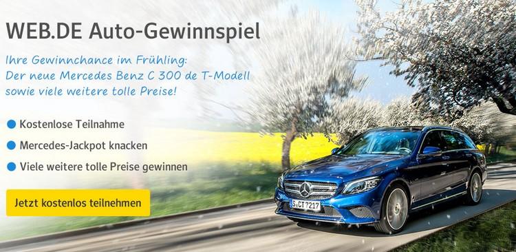 Mercedes Benz Gewinnspiel