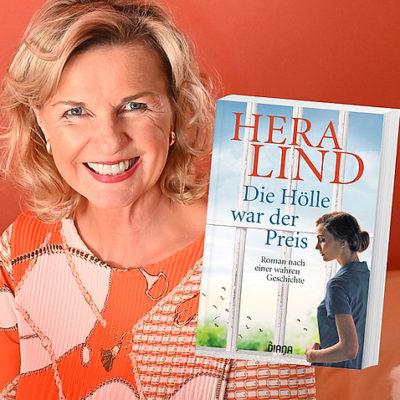 Weltbild Gewinnspiel: einen von 10 handsignierten Gefängnisromanen von Hera Lind zu gewinnen