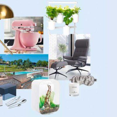 Zuhausewohnen Gewinnspiel: Reisegutscheine, Luxussessel und weiter Preise zu gewinnen