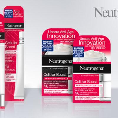 9monate.de Gewinnspiel: Neutrogena Cellular Boost Produktsets zu gewinnen