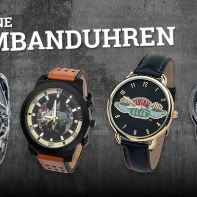 EMP Gewinnspiel: Armbanduhren zu gewinnen